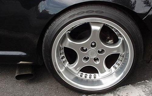какие колеса можно поставить в марк 2 90